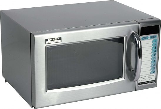 SHARP MICROWAVE=SEMI COMMERCIAL=1000W
