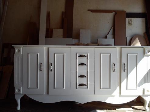 Antique Bathroom Vanity or sideboard
