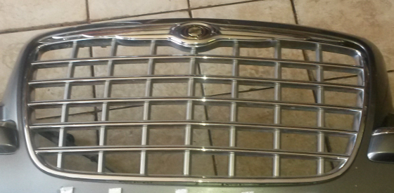 Jeep Chrysler and Dodge Grilles