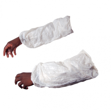 DISPOSABLE SLEEVE PROTECTER =pac of 100