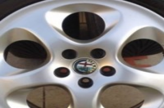 Alfa Romeo 156 16 Teledial Alloys 6 1/2Jx16 - Part N° 60621622 for sale   Tyres also available