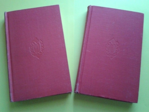 Tom Jones - Vol 1/2 - Henry Fielding - Everymans Library. (The price is for Both Books).