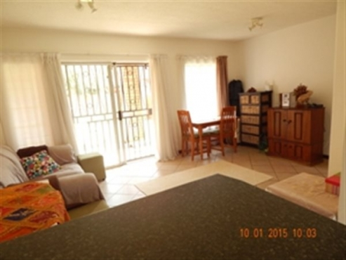 Bottom 2 bedroom unit in Double Security Estate