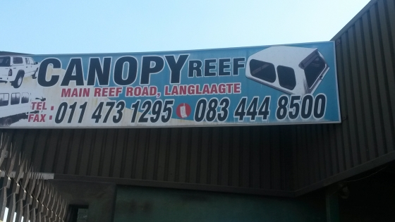 Canopy Reef New and Used canopies