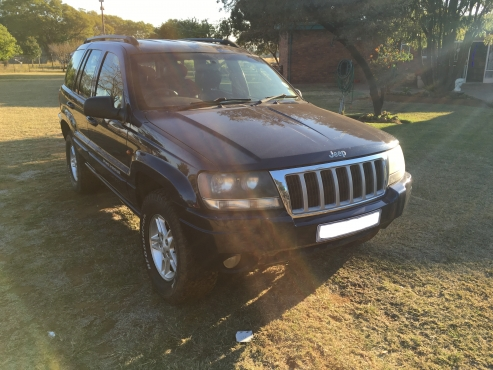 Jeep Grand Cherokee WJ 2.7 CRD Stripping for spares
