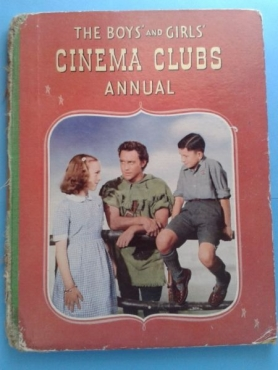 The Boys' and Girls' - Cinema Clubs Annual - Robert Moss.