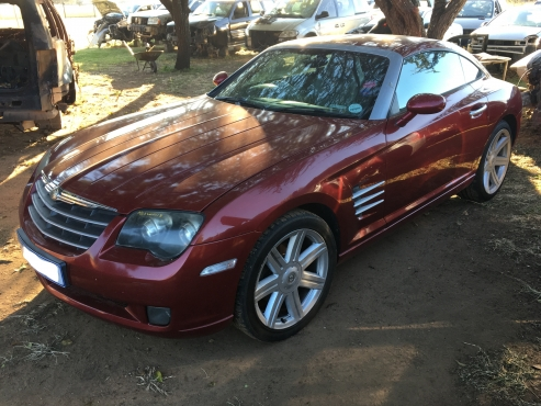 Chrysler Crossfire Stripping for spares