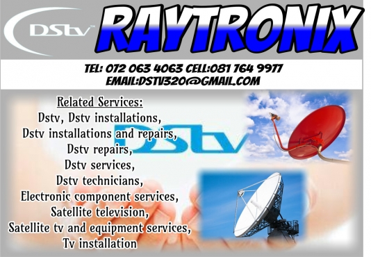 dstv installer milnerton,century city,brooklyn 0817649977