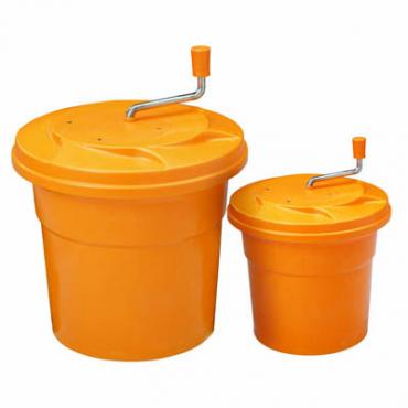 HEAVY DUTY SALAD DRYER PLASTIC 12Lt & 25Lt