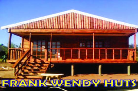 FRANK WENDY HUTS