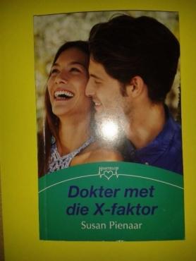 Dokter Met Die X-Faktor - Susan Pienaar - Hartklop.
