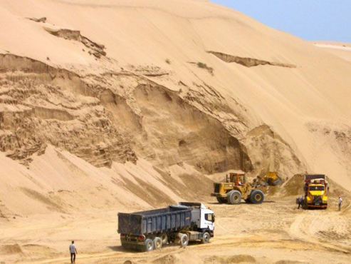 High Quality Umgeni River Sand - (Pick-up or Delivery in KZN)