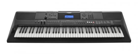 YAMAHA PSR-EW400 76-KEY PORTABLE PIANO/KEYBOARD