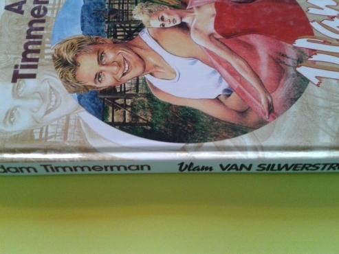 Vlam Van Silwerstroom - Adam Timmerman.