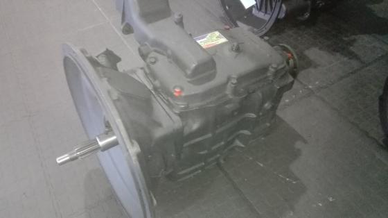 MERCEDES G350 GEARBOX