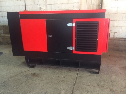THEKWINI GENERATORS WE BUILD FOR YOU.  Open type