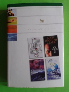 Reader's Digest Select Editions - Rainbow Six - Tom Clancy. for sale  Johannesburg - East Rand