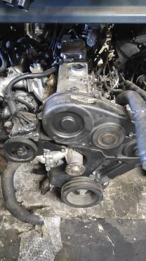 h100 D4BH turbo engi
