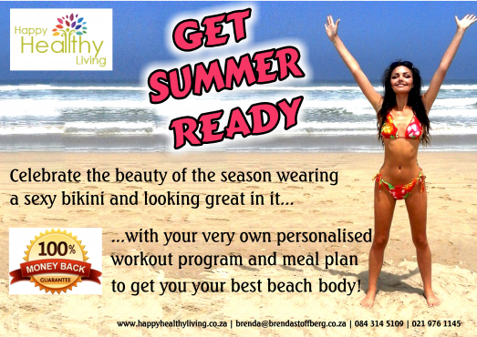 Lose weight for the summer!