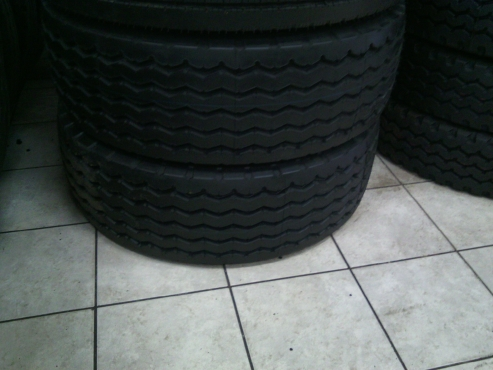 385 BRAND NEW MICHELIN TYRES FOR SALE