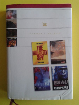 Reader's Digest Select Editions - The Unlikely Spy - Daniel Silva., used for sale  Johannesburg - East Rand