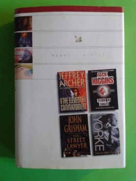 Reader's Digest Select Editions - The Eleventh Commandment - Jeffrey Archer., used for sale  Johannesburg - East Rand