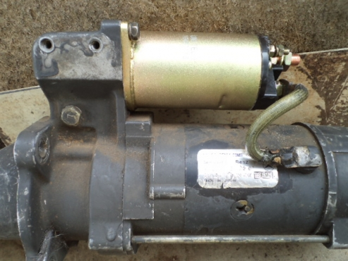 Delco Remy 28mt starter motor