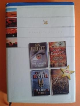 Reader's Digest Select Editions - The Hammer Of Eden - Ken Follett. for sale  Johannesburg - East Rand