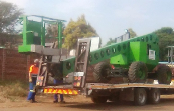 CHERRY PICKERS - BOOM LIFTS FOR HIRE/SALE