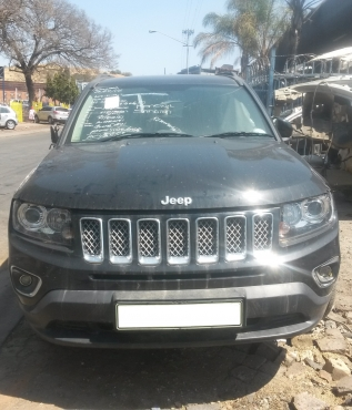 Jeep Compass Strippi