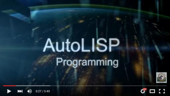 Increase Productivity with AutoCAD - AutoLISP Programming