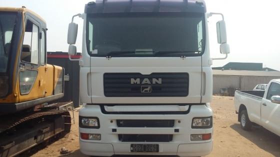MAN TGA 26.410 Truck