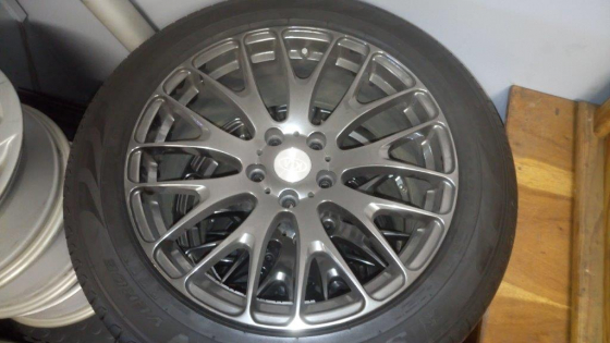 18INCH MAGS & TYRES TO FIT IX35 OR SPORTAGE FOR SALE
