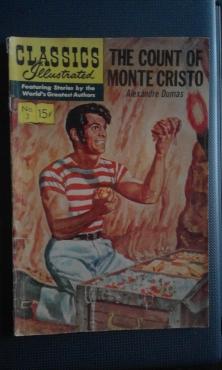 Collectors Classic Illustrated Comics