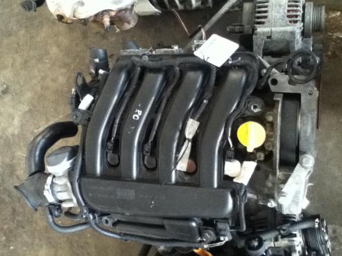 Renault Megane (K4M) Engine for Sale | Junk Mail