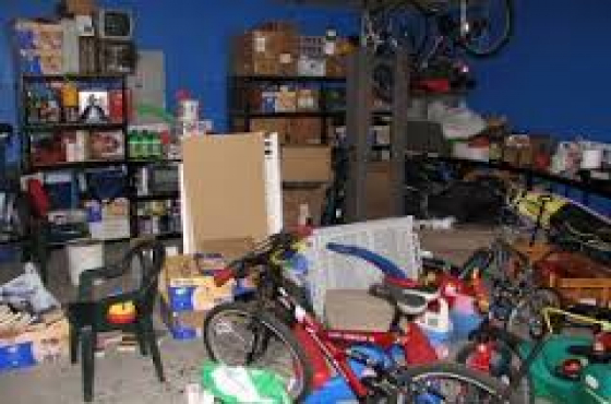 Sell your storage contents