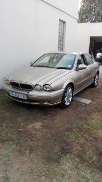 Jaguar x type X400 stripping for spares