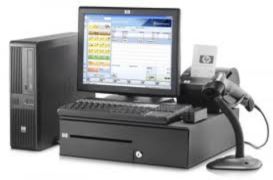 POS Complete System Hardwares Only (Works with all the POS Softwares)