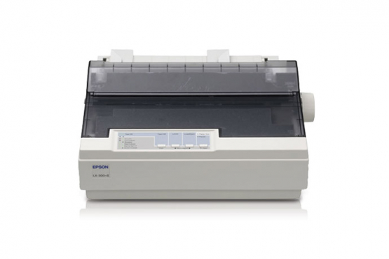 :: EPSON LX-300+II DOTMATRIX PRINTER ::