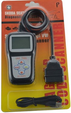 VW AUDI diagnostic scan tool VAG506M