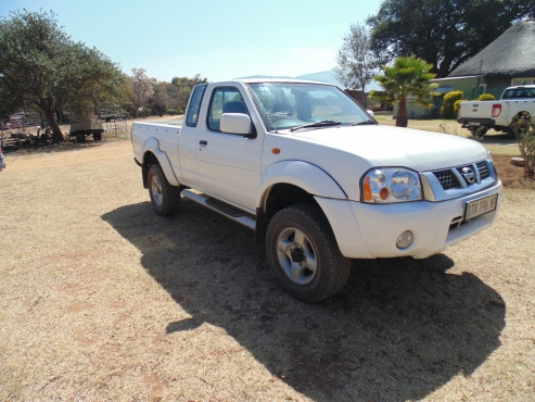 Nissan Hardbody 3 0 16v Diesel 4x4 | Junk Mail