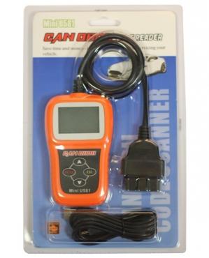 obd2 Universal car scan diagnostic software tool U581 mini