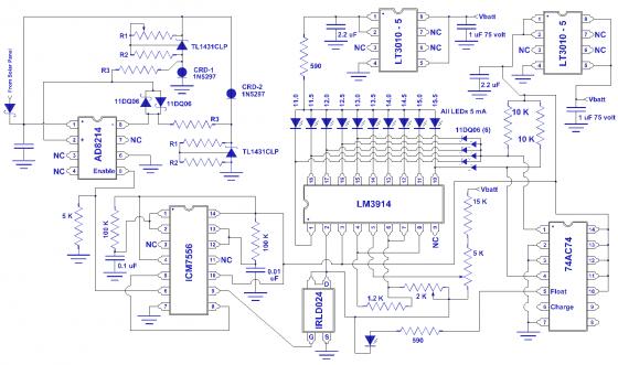 30amp 12 24 36 48v Mppt Solar Charge Controller Junk Mail