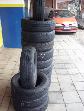 OVER 200 SIZES OF TYRES AVAILABLE