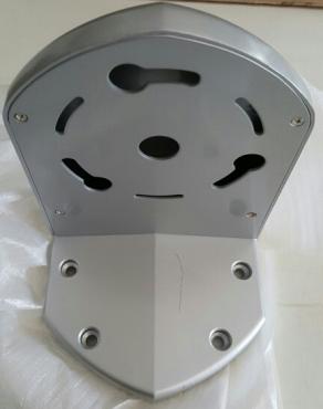 Dome camera mounting bracket.