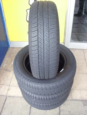 70-80% Tread tires f