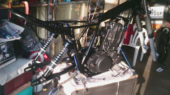Yamaha XT expert in roodepoort