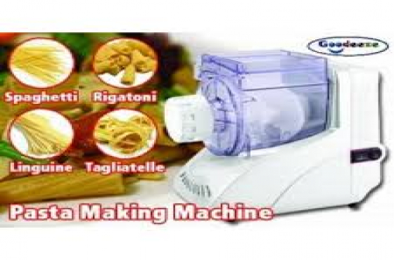Electric Pasta and Sausage Maker.