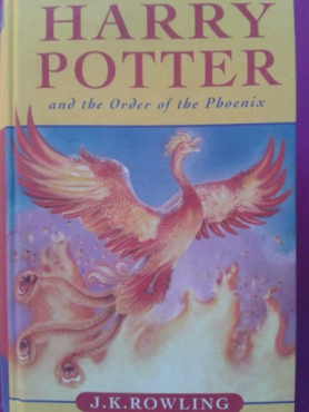 Harry Potter And The Order Of The Phoenix - First Edition 2003.