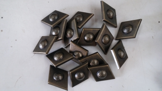 Diamond Decorative Resin Studs